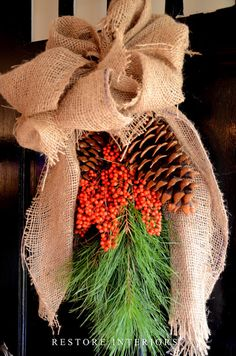 Christmas...so simple but gorgeous...