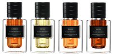 Dior adds four precious elixirs to their La Collection Privée fragrance line