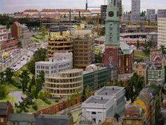 HafenCity Hamburg Miniatur Wunderland