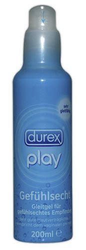 Durex Play - Glidecreme - 200 ml fra Durex - Sexlegetøj leveret for blot 29 kr. - 4ushop.dk - Durex Play glidecreme - lækker glidecreme på vandbasis. Vandopløselig, fedtfri og klæber ikke. Farve- og lugtfri. Er tilpasset den vaginale pH-værdi. Ideel sammen med kondomer.