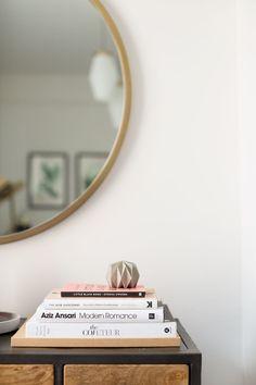 theannaedit-homeware-haul-office-tour-august-2017-3 Interior Styling, Interior Design, Little Black Books, Modern Romance, Coffee Table Books, Minimalist Interior, Living Room Decor, Finding Yourself, Sweet Home