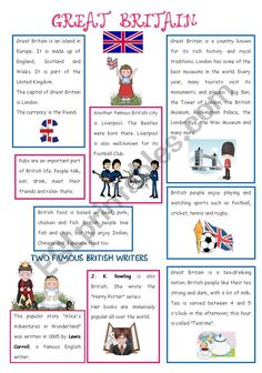 Read and learn about Great Britain You are in the right place about Bildung geschichte Here we offer Map Of Britain, Battle Of Britain, Great Britain Countries, Reading Worksheets, Vocabulary Worksheets, Number Worksheets, English Story, Learn English, School Spirit Shirts