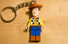 Items similar to Lego Woody from Toy Story Key Chain on Etsy Usb Gadgets, Gadgets And Gizmos, Latest Gadgets, Electronics Gadgets, Usb Drive, Usb Flash Drive, Geek Toys, Memory Storage, Diy Keychain