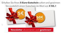 Jetzt anmelden und 5 EUR Einkaufsgutschein sofort plus Gewinnchance bei MEDICOM