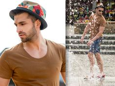 RAFAL MASLAK - Zara T Shirt, Zara Hat, Zara Shoes - OUTFIT OF THE DAY #23