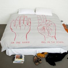 Ed Templeton Quilt Cover from lovemylove.com.au