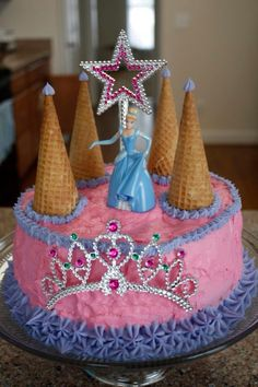 Princess Cake.