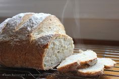 Gluten Free sorghum bread by shauna - supposed to have crunchy crust ...