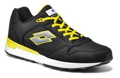 lotto R6773 PARK TRAINER Siyah Erkek Günlük Spor Ayakkabısı