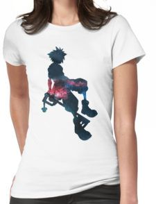 Sora, kingdom hearts~ Womens Fitted T-Shirt