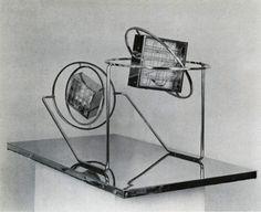 László Moholy-Nagy - Kinetic Sculpture, 1923-25 Sculpture