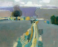 Landscape Paintings and photographs : The Royal Institute of Oil Painters The ROI Malcolm Ashman Contemporary Landscape, Abstract Landscape, Landscape Paintings, Landscapes, Illustrations, Illustration Art, Oil Painters, Paintings I Love, Painting Inspiration