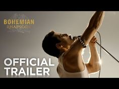 'Bohemian Rhapsody' Trailer Brilliantly Traverses the Highs and Lows of Freddie Mercury's Life Fearless Lives Forever The trailer for the long-awaited, extremely expected Freddie Mercury biopic. Freddie Mercury, Sacha Baron Cohen, Ben Hardy, New Trailers, Movie Trailers, Best Picture Nominees, Queen Brian May, About Time Movie, Official Trailer