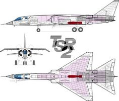 TSR2 plans Military Jets, Military Aircraft, Airplane History, War Jet, Aviation Technology, Delta Wing, Airplane Design, Aviation Industry, Aircraft Design
