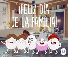 ¡Feliz Día de la Familia! #HuevoSanJuan