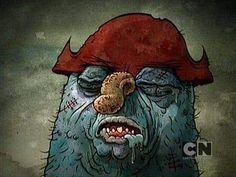 Cartoon Faces, Cartoon Styles, Funny Faces, Cartoon Icons, The Adventures Of Flapjack, Misadventures Of Flapjack, Cartoon Network Shows, Funny Expressions, Arte Cyberpunk