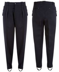 Tom Ford SPECTRE Stirrup Trousers