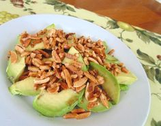 Dr. Phil 20/20 Diet Recipes - Avocados and Almonds