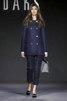 Daks Fashion Show Ready to Wear Collection Fall Winter 2017 in New York