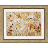 Found it at Wayfair - Jostle by Martin Framed Painting Print