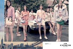 COACH 2015 Spring Ads | Fashionsnap.com