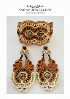 AZTEC soutache set