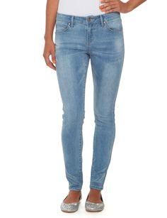 These jeans have pocket detail at the back and front. #NewandNow