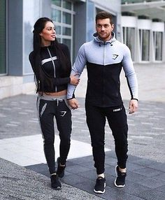 GymShark Tracksuit Bottoms Sweatpants Fitness...(Fitness Clothes Nike)