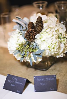 Chalkboard Escort Cards | Teal Photography | TheKnot.com