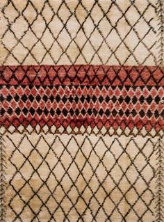 Beni Alaham carpet / Teppich, 1940/50