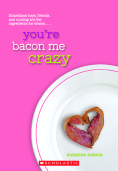You're Bacon Me Crazy by Suzanne Nelson Nelson Books, A Study In Scarlet, Food Truck Festival, Chapter Books, Audio Books, A Food, Books To Read, Wish, Bacon