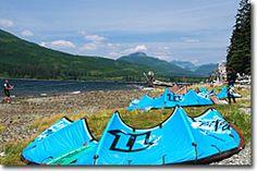 Nitinat Lake BC, Vancouver Island, British Columbia, Canada