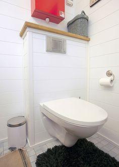 wc-istuimen kotelointi