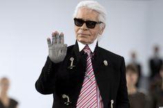 Karl Lagerfeld. Faces of Luxury. http://www.albertalagrup.com/
