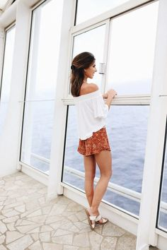 Royal Caribbean Cruise Guide: Oasis of the Seas Cruise Outfits, Summer Outfits, Family Cruise, Minimal Outfit, Royal Caribbean Cruise, Mini Dress With Sleeves, Vacation Dresses, Bikini Beach, Spring Summer Fashion