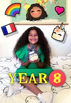 Joyeux anniversaire Liv Monthly Photos, My Neighbor Totoro, How To Take Photos, I Movie, Disney Characters, Fictional Characters, Daughter, My Favorite Things, Disney Princess