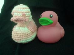 Just Ducky is an amigurumi duck modeled after the classic rubber ducky bath toy. This pattern was inspired by my toddler's beloved collection of colorful rubber ducks. I searched for weeks for a pa...