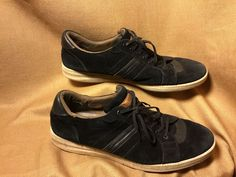 d0f8da191cd18 Men s size 11.5 FOSSIL Casual sneakers Black   White  fashion  clothing   shoes