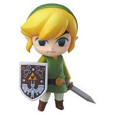 Diamond Good Smile The Legend of Zelda Wind Waker Link Nendoroid Action Figure
