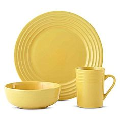 jcp | JCPenney Home™ 12-pc. Stoneware Dinnerware Set