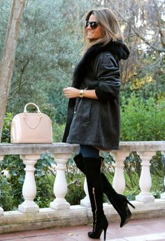 Fashion Boots, Fashion Outfits, Cute Blazers, Over 50 Womens Fashion, Casual Chic, Autumn Winter Fashion, Winter Outfits, My Style, Style Blog
