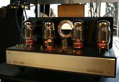 Bruce Moore Adio Design tube amp