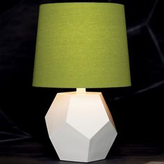 Between a Rock Lamp Base (White)  | The Land of Nod