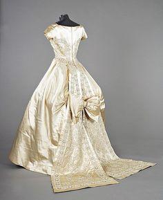 Wedding Dress by Norman Hartnell