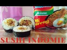 RESEP VIRAL !! SUSHI INDOMIE RASA NYA MAK NYOZZ - Resep Masakan Indonesia Sehari -Hari - YouTube Sushi, Muffin, Breakfast, Ethnic Recipes, Youtube, Food, Morning Coffee, Muffins, Meal