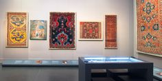 New carpet galleries at the Museum of Islamic Art, Berlin – HALI View of the new permanent carpet installation 'Dream and Trauma' at the… – rugcut Carpet Installation, Prayer Rug, New Carpet, The Conjuring, 16th Century, Islamic Art, World War Two, Persian Rug, Historical Photos