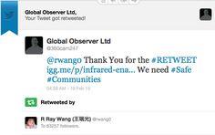 #RRayWang Endorsement