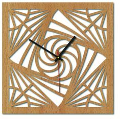 Antique Wall Clocks, Wood Clocks, How To Make Wall Clock, Made Of Wood, Wood Pallets, House Warming, Christmas Gifts, Artisan, Hair Accessories