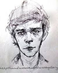 Image result for junior certificate art continuous line drawing