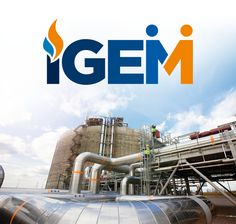 Logo and branding for IGEM, a chartered body that provide services and set technical standards for the gas industry in the UK and internationally. Graphic Design Print, New Work, About Uk, Branding, Logo, Logos, Logo Type, Brand Management, Environmental Print